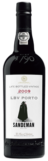 Sandeman Porto Late Bottled Vintage 2009 750ml